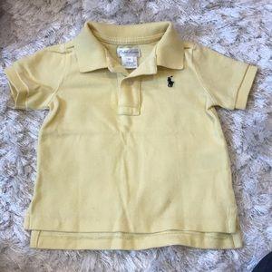 Ralph Lauren Baby Boy Polo, 12M